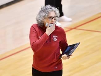 Britt Ruysschaert speelt volgend seizoen opnieuw bij de Antwerp Volley Ladies