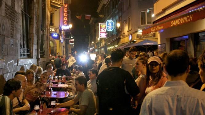 Troubles et inquiétudes dans le Carré: la police de Liège veut rétablir la vérité