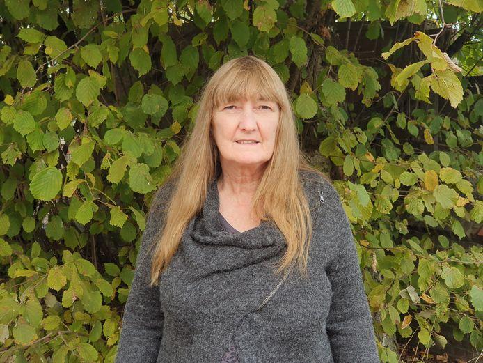 Schrijfster Rita Goyens