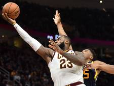Cleveland en Houston denderen door in NBA