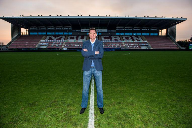 Voor De Boeck wordt het zijn eerste uitdaging na zijn ontslag eind oktober 2013 bij Waasland-Beveren Beeld BELGA