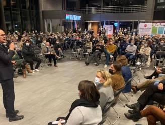 """""""Een drugshol? We doen urinecontroles"""": minister beantwoordt vragen van bezorgde buren over detentiehuis in Kortrijk"""