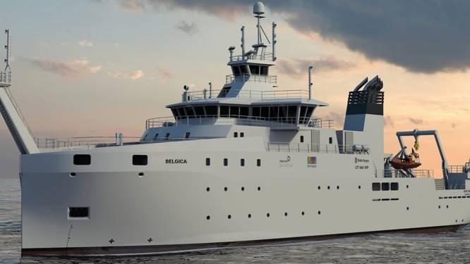 Gent kandidaat om peter te zijn van nieuw marineschip: onderzoeksschip Belgica