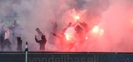 Feyenoordsupporters die Kuip binnendrongen, beschikten mogelijk over een sleutel