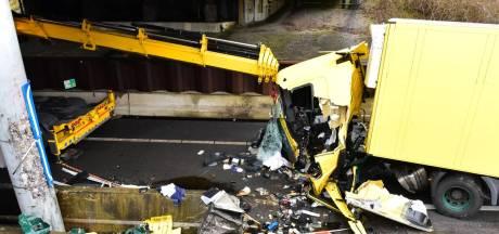 Trucker uit Kleef (50) die omkwam op A28, verloor macht over het stuur