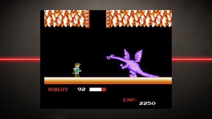 Dragon Buster.