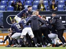 NEC-captain Van Eijden na promotie: 'Denk niet dat we het verdienden'