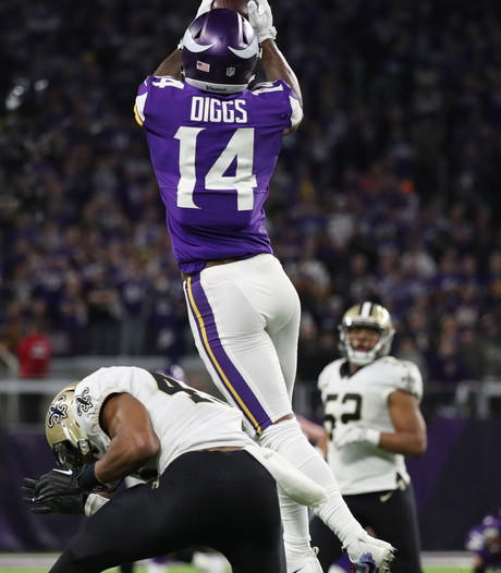 Krankzinnige ontknoping in play-off NFL met touchdown in laatste seconde
