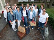'Als je dan toch naar de kerk moest, kon je er maar beter zingen'; zanggroep Amice uit Veldhoven bestaat veertig jaar