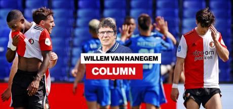 Column Willem van Hanegem   Ik zie dit Feyenoord straks niet zomaar van Sparta winnen
