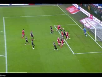 Simulatie 3D-hulplijn brengt uitsluitsel: discutabele goal Amallah van Standard tegen KV Oostende (1-0) had afgekeurd moeten worden