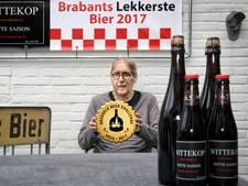 Huub van Dijk is koning in het land der bieren