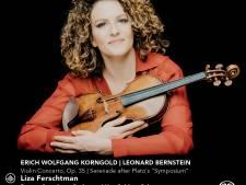 Zwijmelen en swingen met violiste Liza Ferschtman in topvorm