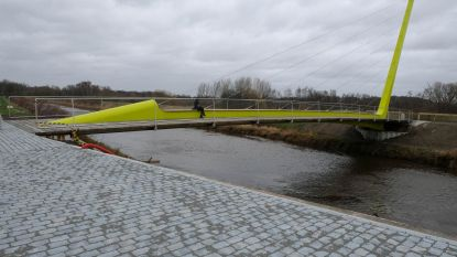 Sionsbrug blikvanger tijdens Natuurloop