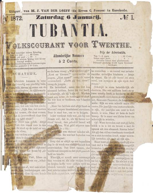 175 jaar Tubantia