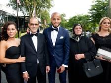 Enschedeër El Ahmadi neemt Gouden Schoen in ontvangst