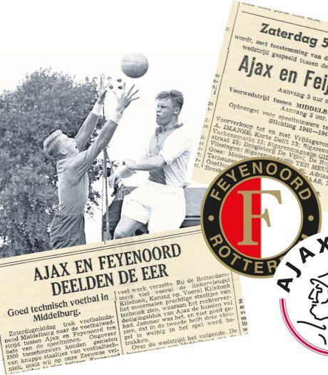 Enige klassieker buiten Rotterdam of Amsterdam werd gespeeld in… Middelburg