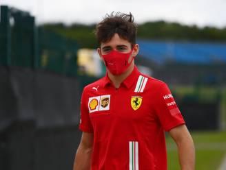 Charles Leclerc vijfde Formule 1-piloot die positief test op corona
