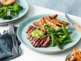 Steak met zelfgemaakte kruidenboter
