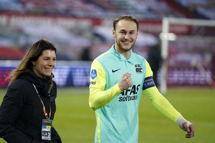 Teun Koopmeiners is volgens FIFA 21-ontwikkelaar Electronic Arts de beste speler van het afgelopen Eredivisie-seizoen.