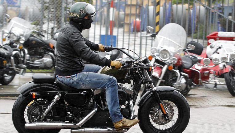 Motorclubs zijn niet welkom in Haarlemmermeer. Beeld anp