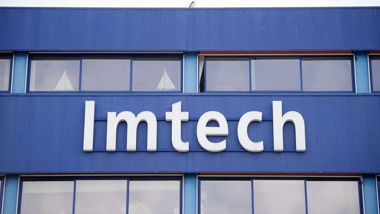 Exterieur van het hoofdkantoor van Imtech Marine. Beeld anp