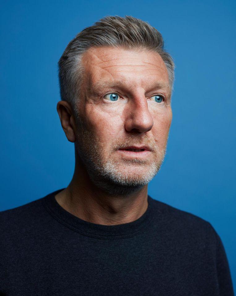 'Ik ben veranderd, ik praat nu minder en denk meer' Beeld Erik Smits