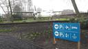 De Fokker Friendship in Hoogerheide is in gebruik als B&B.