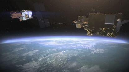 Lenteschoonmaak in de ruimte: niet met een borstel maar met harpoen