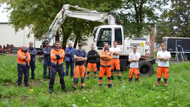 Stadsregio Turnhout helpt bij heropbouw van overstroomd Waals dorpje Prayon
