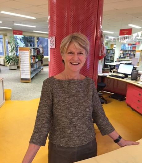 Laatste dag Elly van den Boogaart in bibliotheek Uden