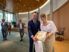 Beoogd burgemeester Sander de Rouwe (40) had altijd al een oogje op de Hanzestad: 'Kampen is het mooiste meisje van de klas'