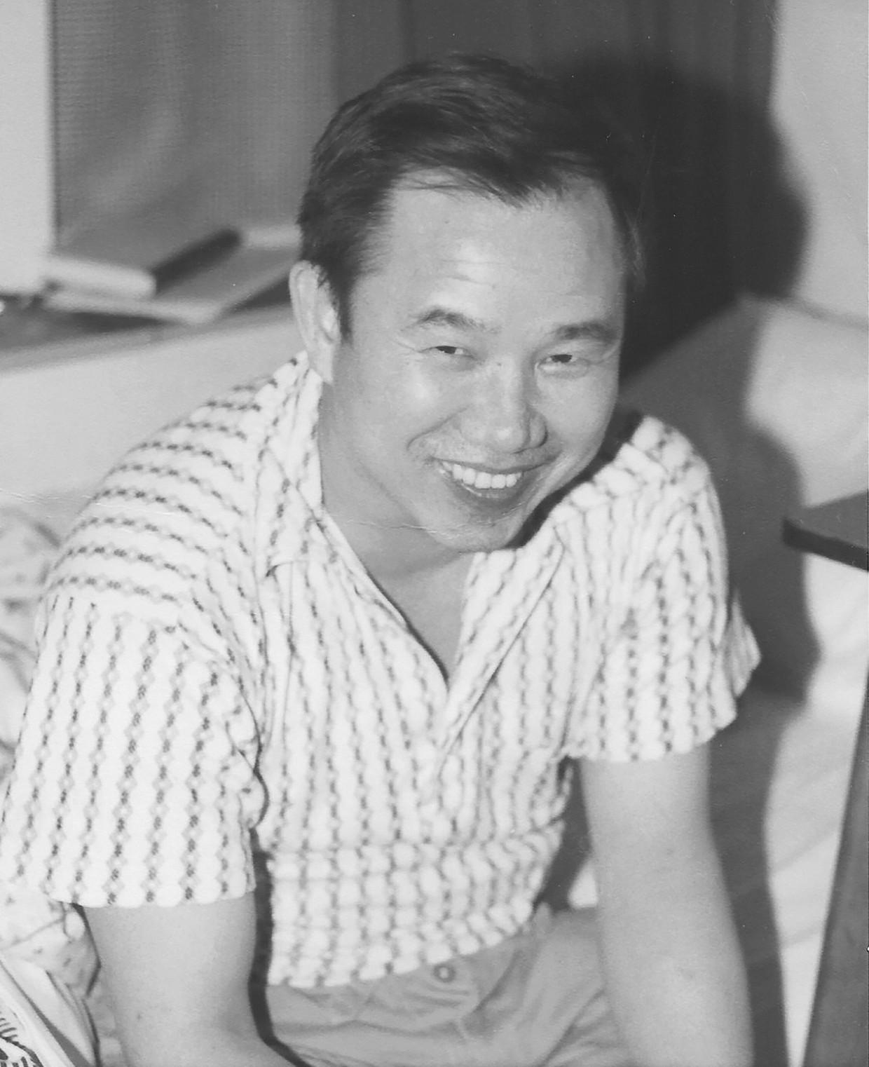 Kam Piu Tsang. Beeld Privéfoto