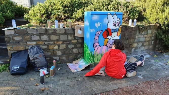 Gezocht: schilders en illustratoren voor Tour Elentrik