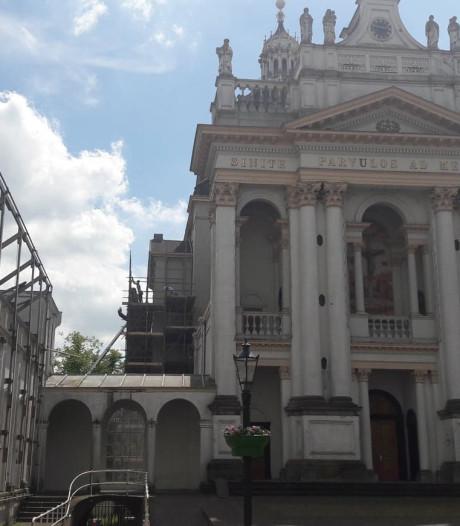 Kapel in de steigers; start van tweede leven religieuze gebouwen in Oudenbosch