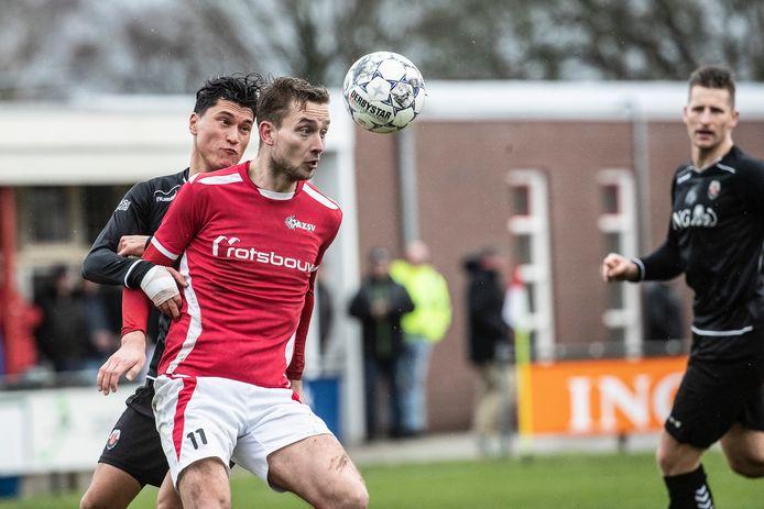 AZSV en Joost Rasing beginnen de competitie op 5 september in Amsterdam tegen De Dijk.