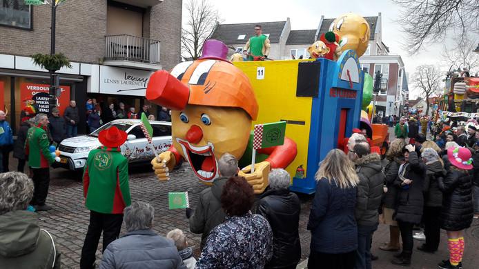 Optocht Sint-Oedenrode 2018
