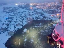 Honderden inwoners geëvacueerd na aardverschuiving onder Noorse woonwijk
