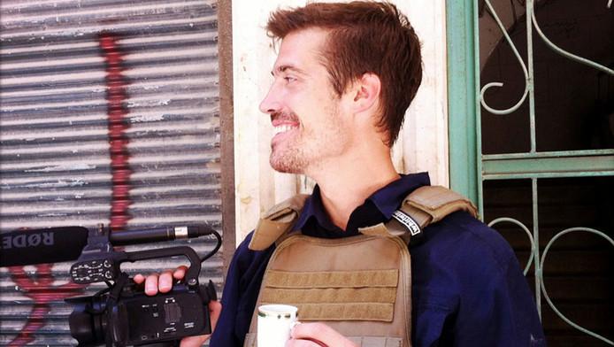 James Foley à Alep en juillet 2012, quelques mois avant son enlèvement