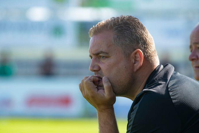 Cesco Agterberg vertrekt bij SVL.