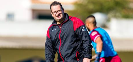 Erwin van Breugel na 'vervelend ontslag' bij RKC blij met vv Woudrichem: 'Agenda zal weer vollopen'