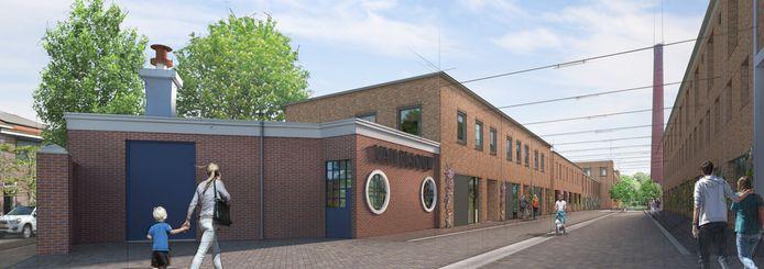 Nieuwe wijk Van Besouw Goirle