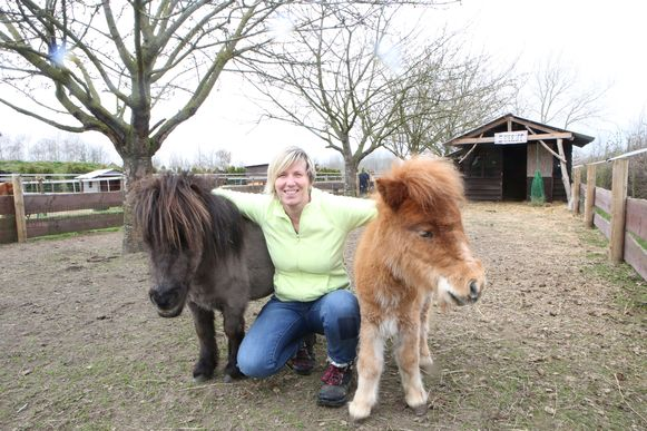 Polly maakt haar droom waar: de ranch wordt ook een zorgboerderij.