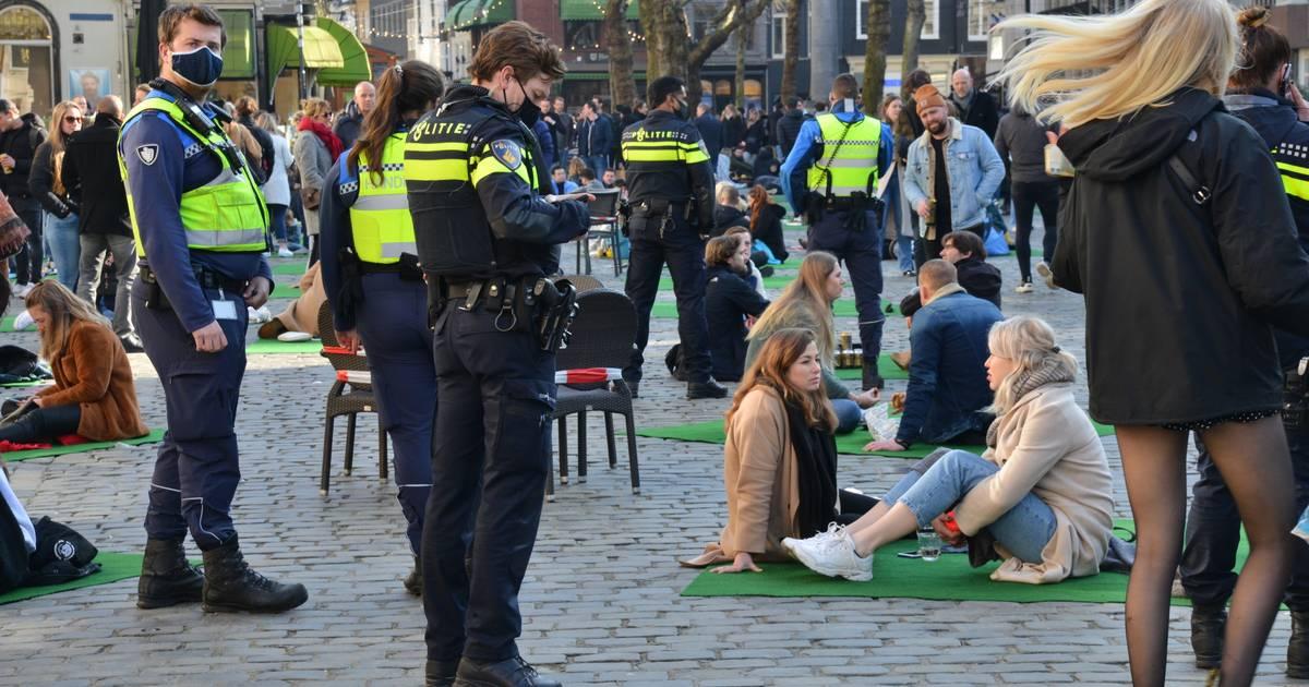 Horecaondernemers Breda begonnen aan ludieke picknick | Breda | bndestem.nl - BN DeStem