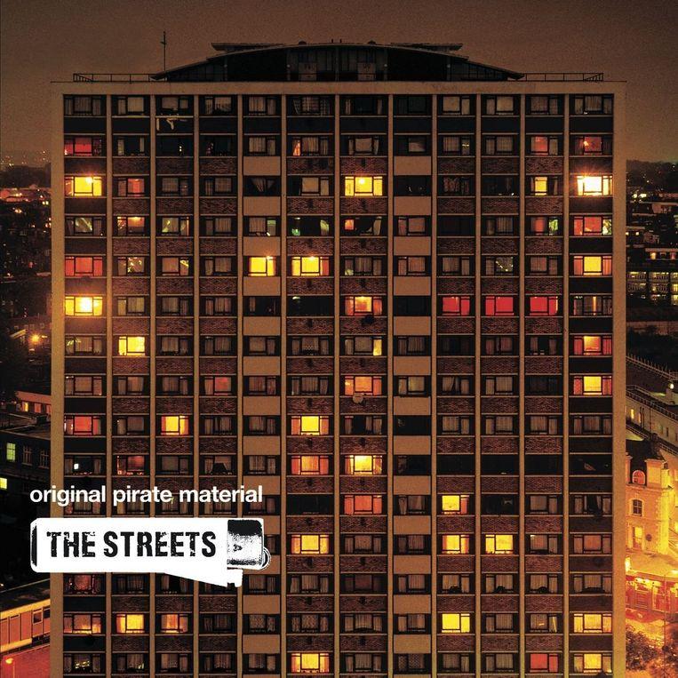 The Streets - Original Pirate Material Beeld