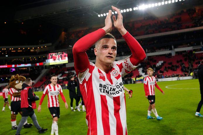 Ibrahim Afellay vertrekt bij PSV.