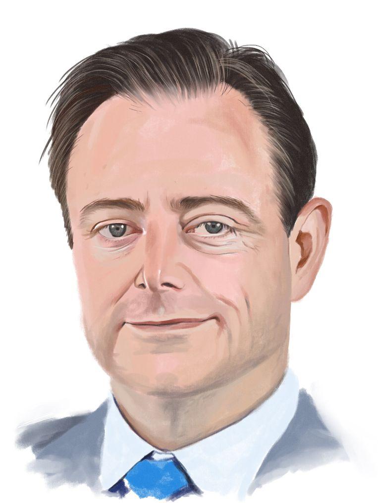 Bart De Wever. Beeld Studio Caro