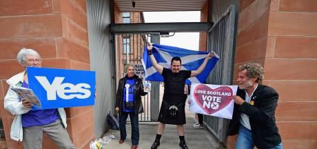 Schotten willen zich afscheiden: 'Het gaat om één ding, ze kunnen Boris Johnson niet uitstaan'