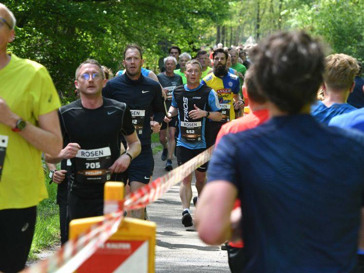 Eindelijk: hardloopwedstrijd zonder coronaregels in Enschede