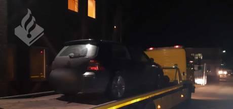 Man rijdt onder invloed van harddrugs rond in Asten, auto in beslag genomen en rijbewijs ingevorderd